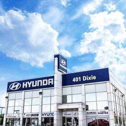 401 Dixie Hyundai - Car Dealers - 5515 Ambler Drive, Mississauga, ON