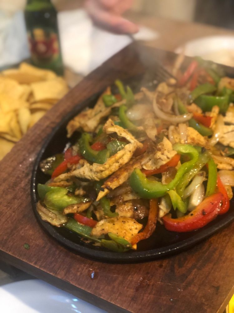 Food from La Media Luna