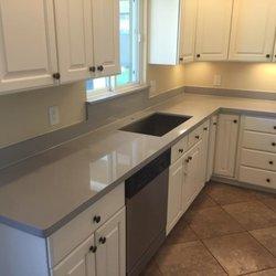 Photo Of Phoenix Quartz Countertops Az United States Kitchen