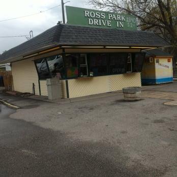 Ross Park Drive Inn Restaurants 2340 S 2nd Ave Pocatello Id Restaurant Reviews Phone