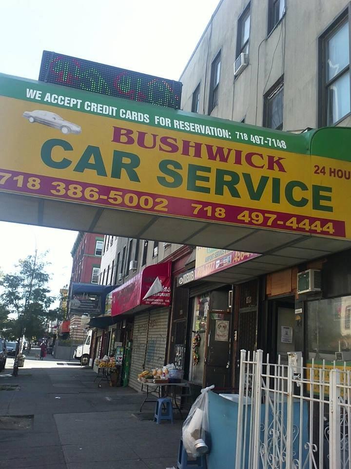 Bushwick Car Service Phone Number