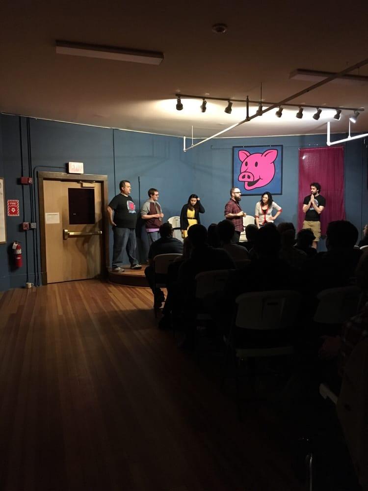 Providence Improv Guild: 393 Broad St, Providence, RI