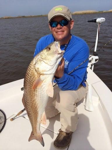 Rojas Fishing Charters: 2453 Privateer Blvd, Barataria, LA