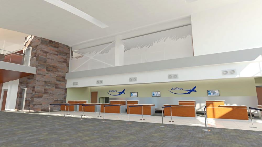 OAJ- Albert J. Ellis Airport