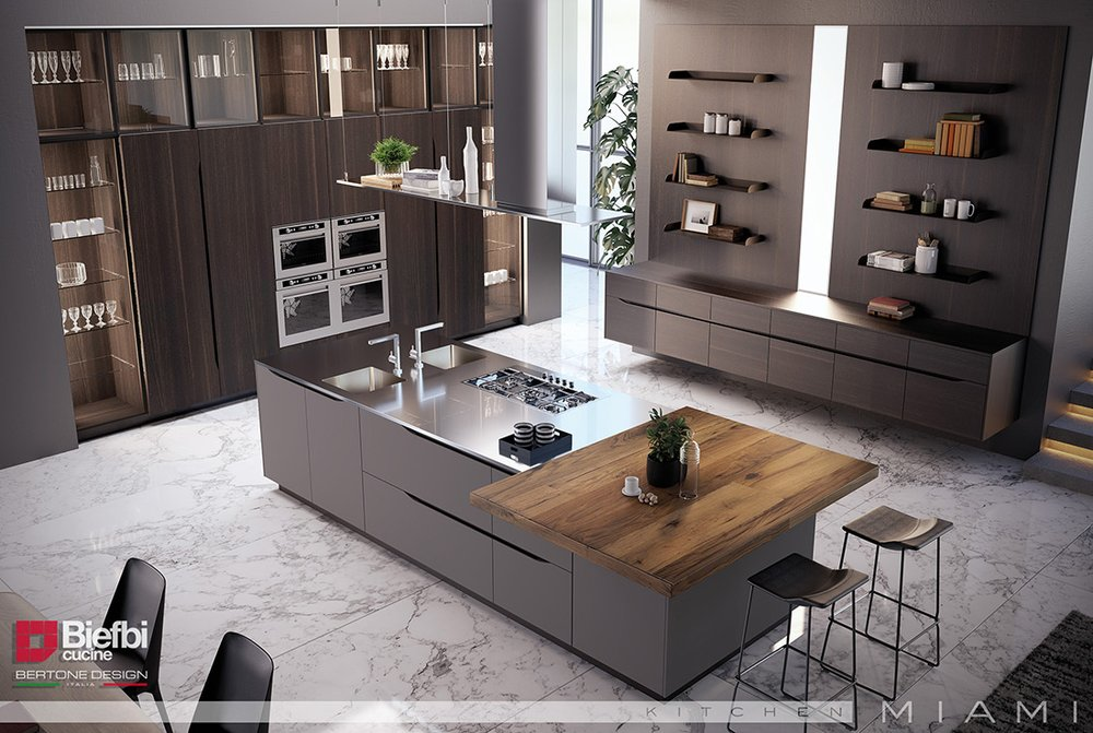 Photo Of European Kitchen Center Brooklyn Ny United States Modern Cabinets