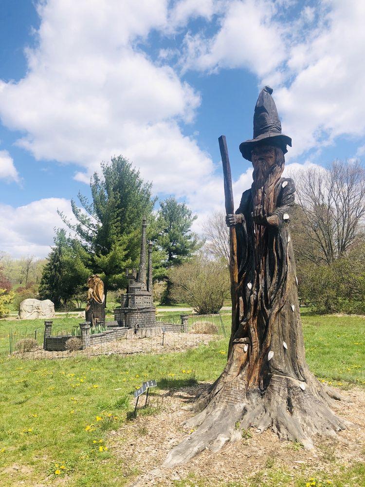 Leila Arboretum Soc Children's Garden: 928 W Michigan Ave, Battle Creek, MI