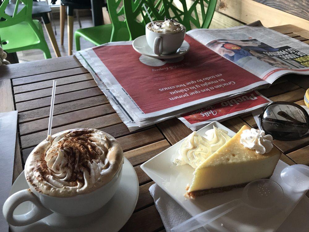 Con Leche Coffee Bar & Bistro: Av. Hostos 1046, Ponce, PR