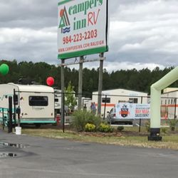 Campers Inn Rv Of Raleigh Rv Dealers 1501 Outlet