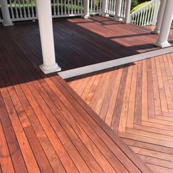 Photo Of Decks By Kiefer   Martinsville, NJ, United States. Beautiful  Refinished Ipe