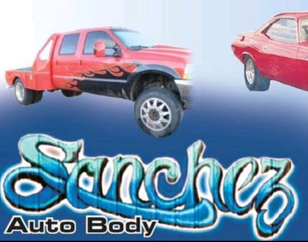 Sanchez Auto Body: 307 Bibb Industrial Dr, Las Vegas, NM