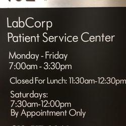 LabCorp - 11 Photos & 46 Reviews - Laboratory Testing - 3440