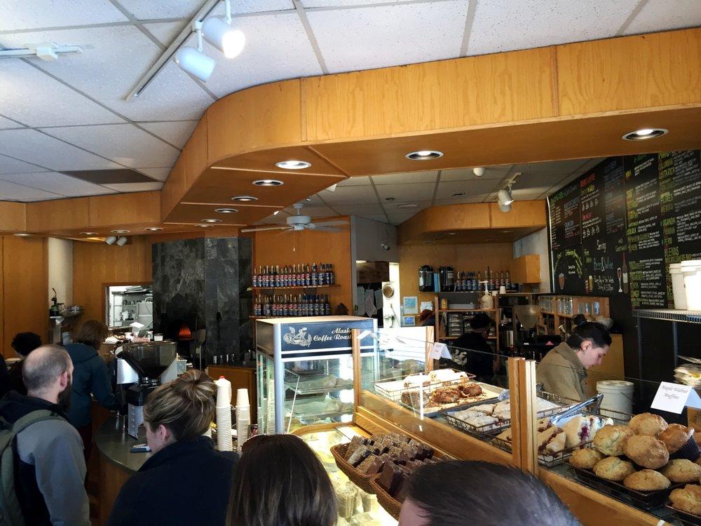 Social Spots from Alaska Coffee Roasting Co