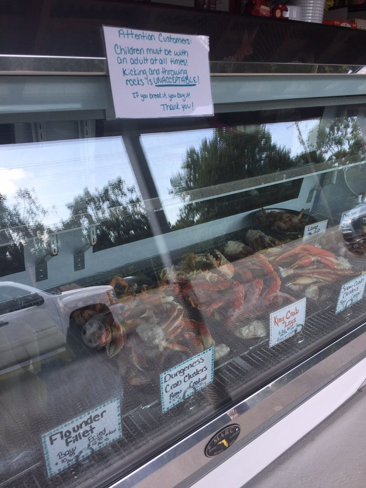 Marty's Crabs: 474 Route 49, Bridgeton, NJ
