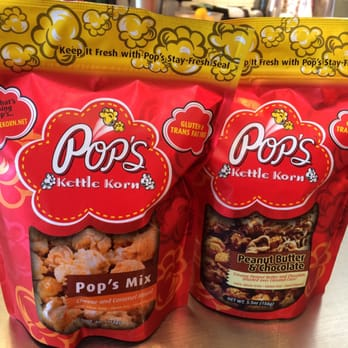Photo Of Pop S Kettle Korn Tustin Ca United States For Movie Night