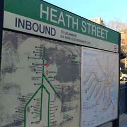 Green Line Subway Map Boston.Green Line Mbta 25 Photos 174 Reviews Trains Back Bay