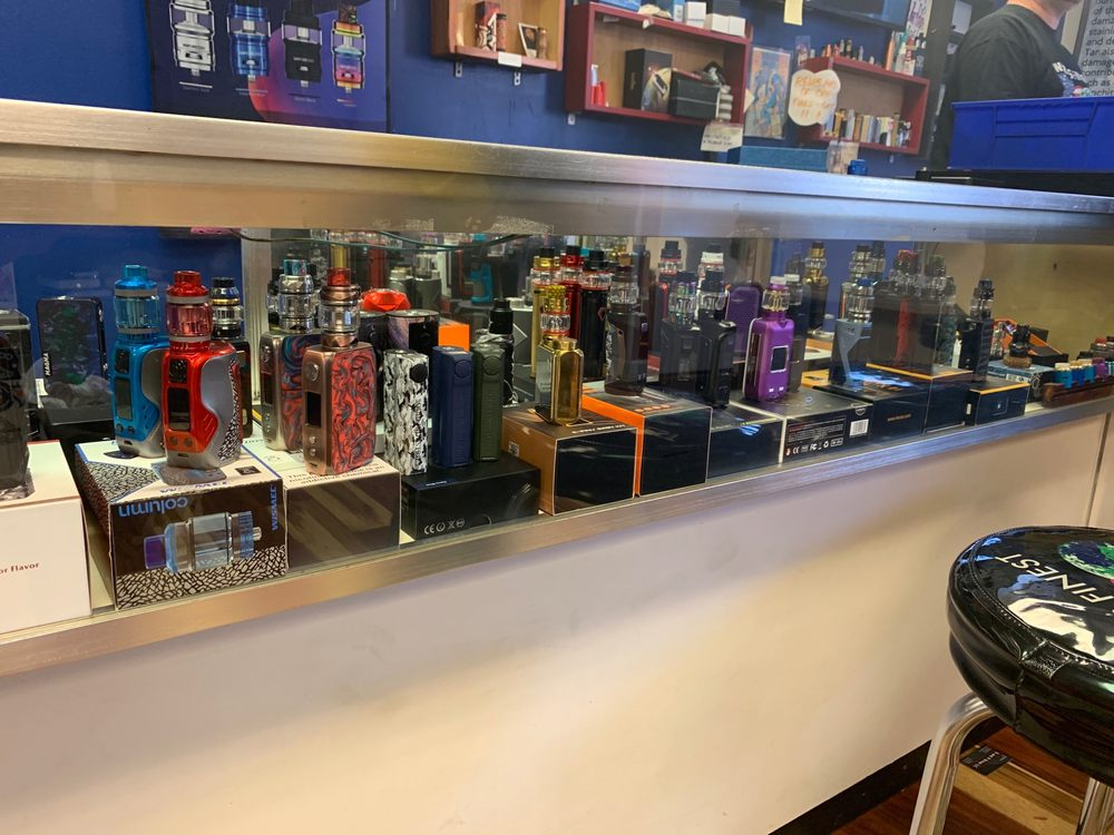 Worlds Finest Vape Shop: 132 W 4th St, Bridgeport, PA