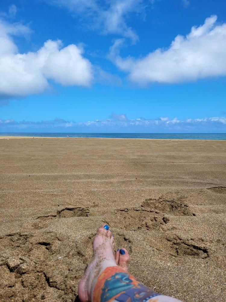 Lumahai Beach: State Highway 560, Hanalei, HI