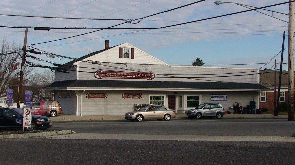 Jamesburg Hardware & Appliance: 231 Gatzmer Ave, Jamesburg, NJ