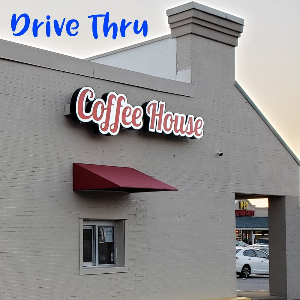 Wholly Grounds Coffee House: 851 Joe Frank Harris Pkwy, Cartersville, GA