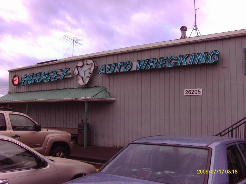 Photos for budget auto wrecking yelp for Charity motors near me