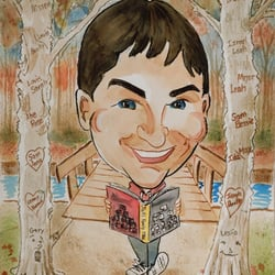 party caricature artist marty macaluso 13 photos caricatures
