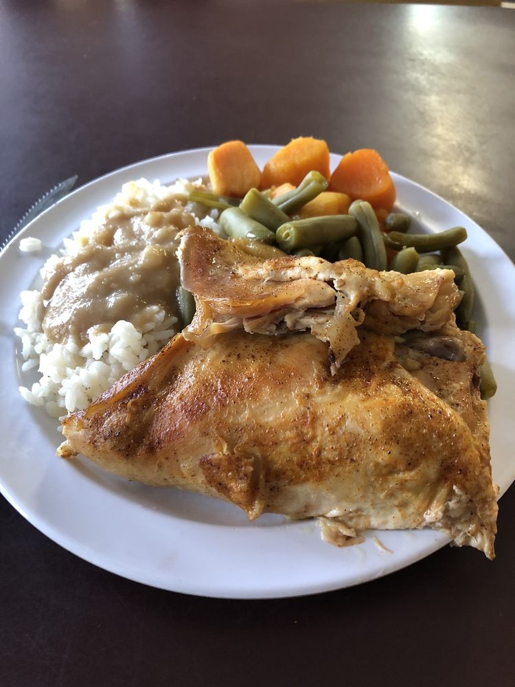 All American Buffet and Grill: 119 W Lee St Mobile, Chickasaw, AL