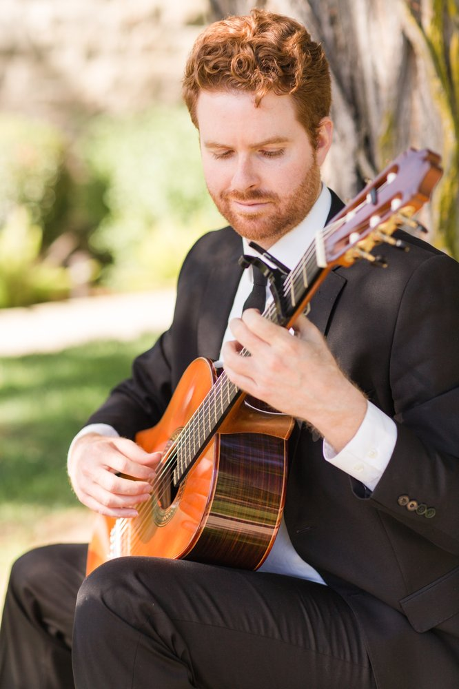 Stephan Kane Classical Guitarist: San Francisco, CA