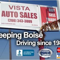 Vista Auto Sales >> Vista Auto Sales Car Dealers 2420 W Fairview Ave Boise