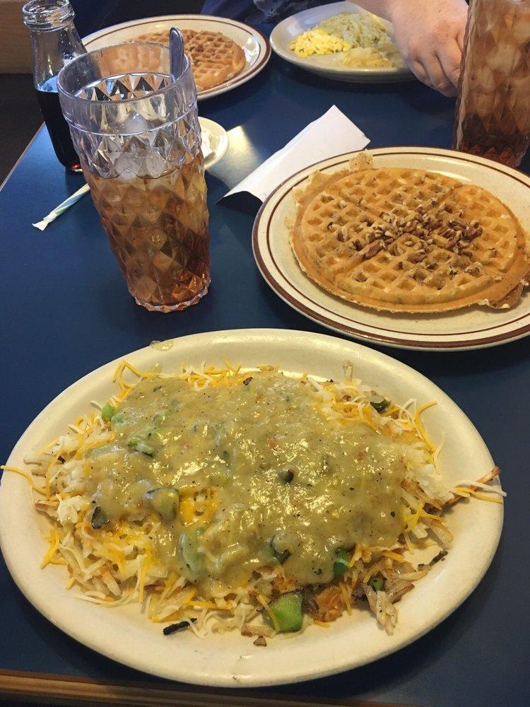 Waffle & Pancake Shoppe: 950 S White Sands Blvd, Alamogordo, NM