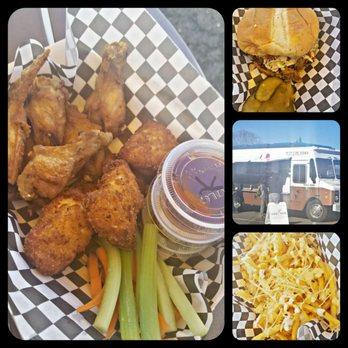 Wing Man Food Truck 35 Photos 19 Reviews Food Trucks Cotati