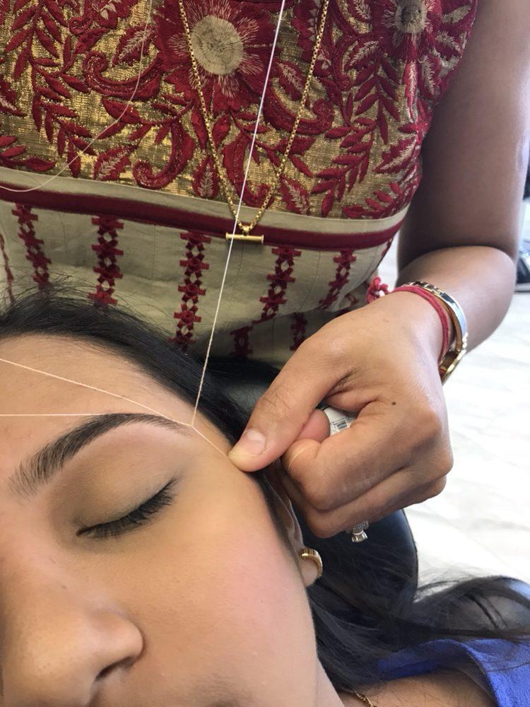 Eyebrows Threading By Rajesh Yelp