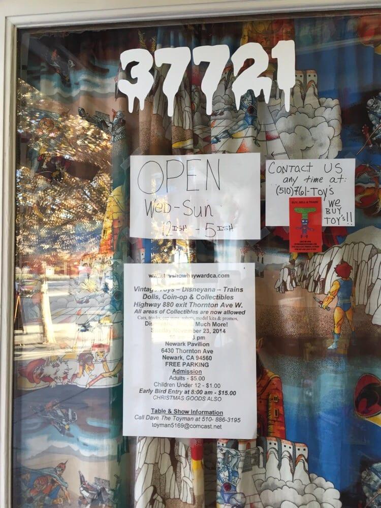 Toy Trauma: 37671 Niles Blvd, Fremont, CA