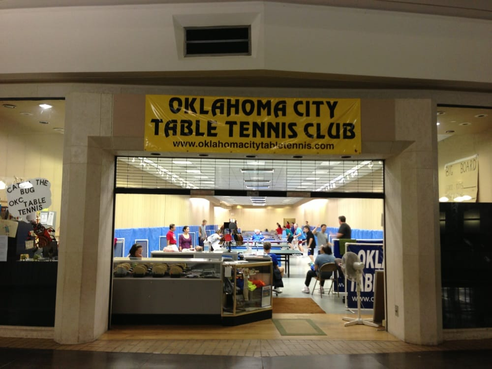 Oklahoma City Table Tennis Club