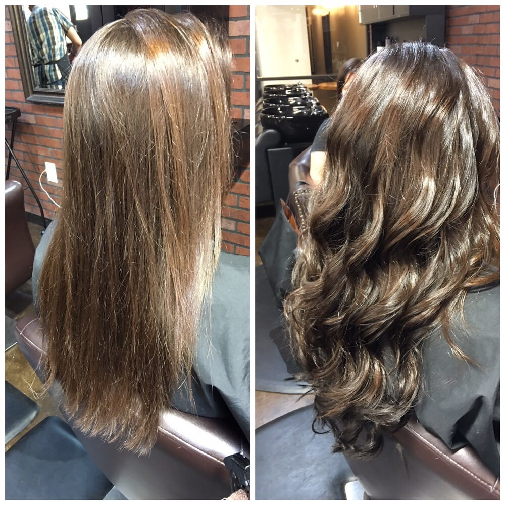 B Anthony Salon 20'' extensions added ...