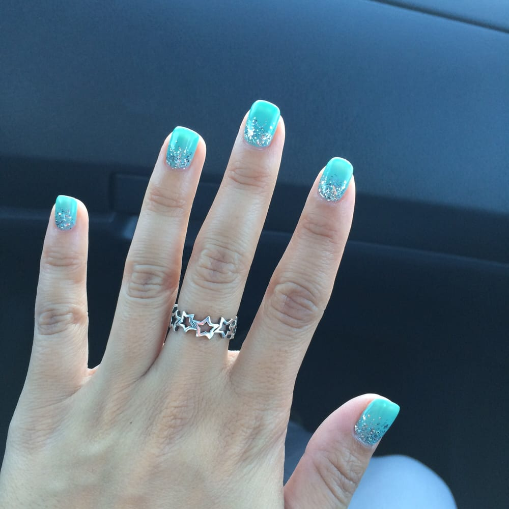 Photo of Stop 4 Nails - Renton, WA, United States. Shellac manicure. - Shellac Manicure.