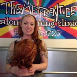 The Apprentice Salon Training Clinic - 14 Photos - Hair Salons ...