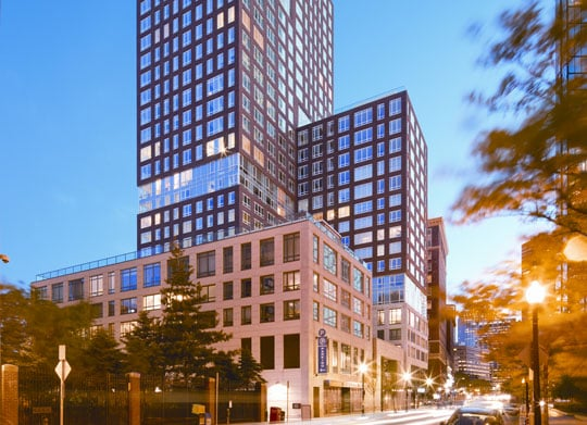 One Back Bay: 135 Clarendon St, Boston, MA