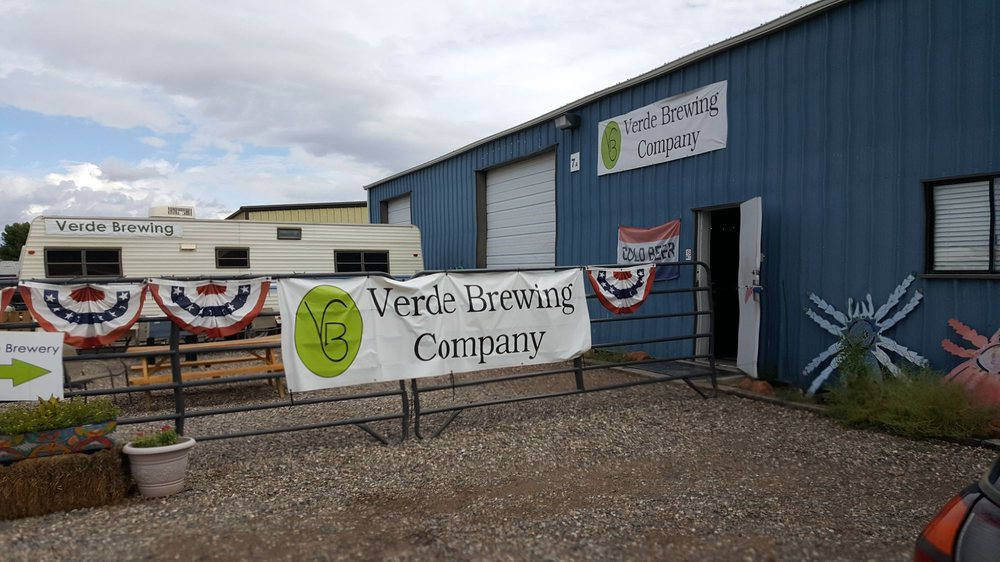 Verde Brewing Company: 724 N Industrial Dr, Camp Verde, AZ