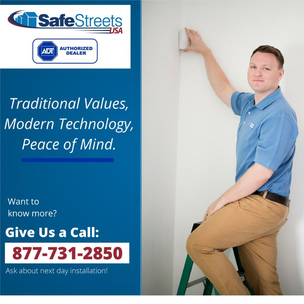 Safe Streets USA - ADT Authorized Dealer