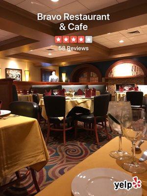Bravo Restaurant Cafe 84 Photos 83 Reviews Italian