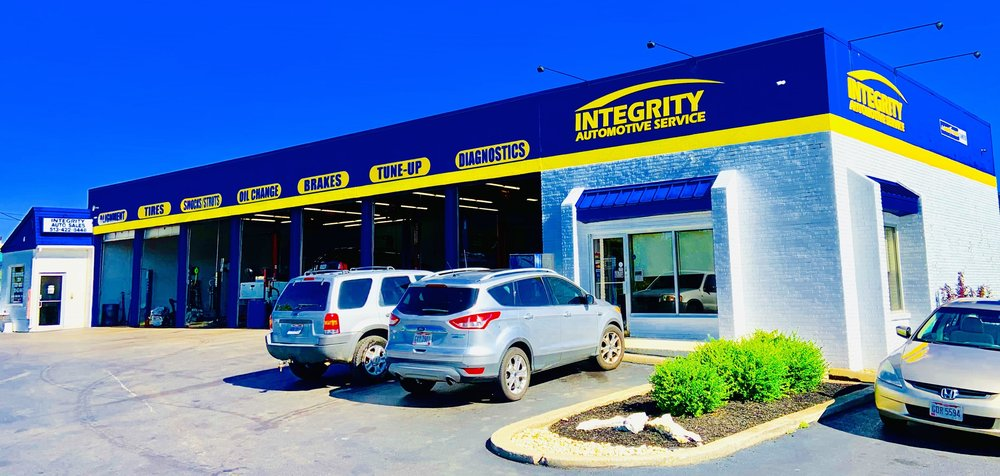 Integrity Automotive: 1320 Elliott Dr, Middletown, OH