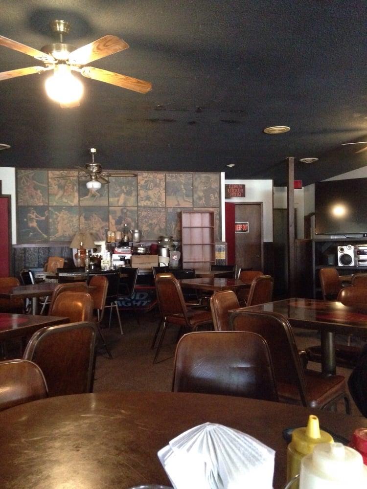 Last Chance Stadium Lounge: 1821 18th St, Spirit Lake, IA