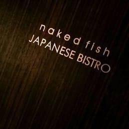 Wine menu yelp for Naked fish menu