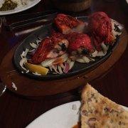 Superbe Goan Shrimp Curry Photo Of Fishtail Kitchen   South Weymouth, MA, United  States. Tandoori Chicken
