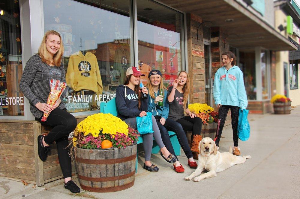 Walker General Store: 516 Minnesota Ave W, Walker, MN