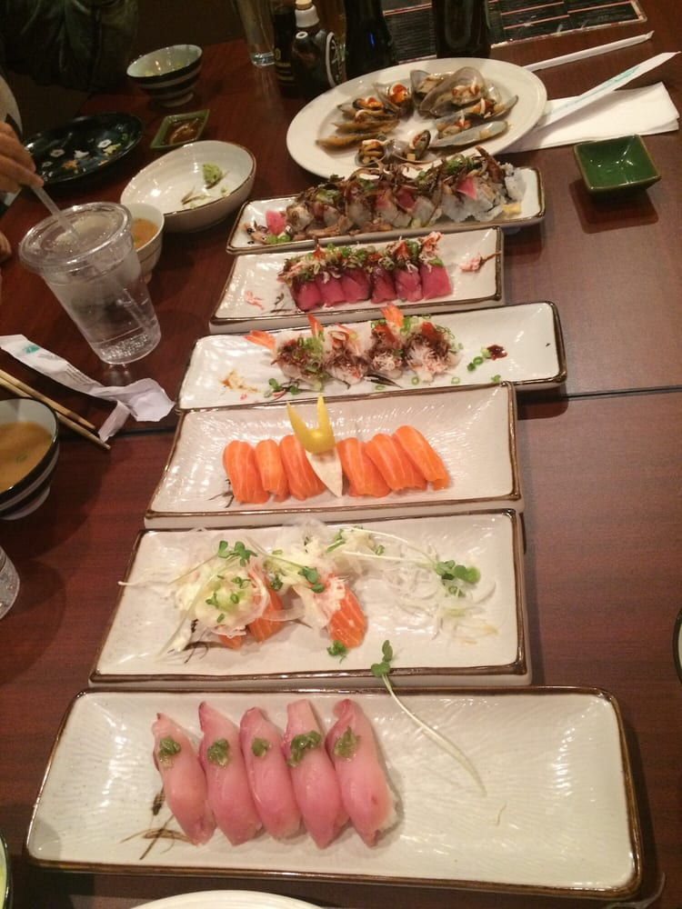 Buffet of fresh fish yelp for Fish buffet near me