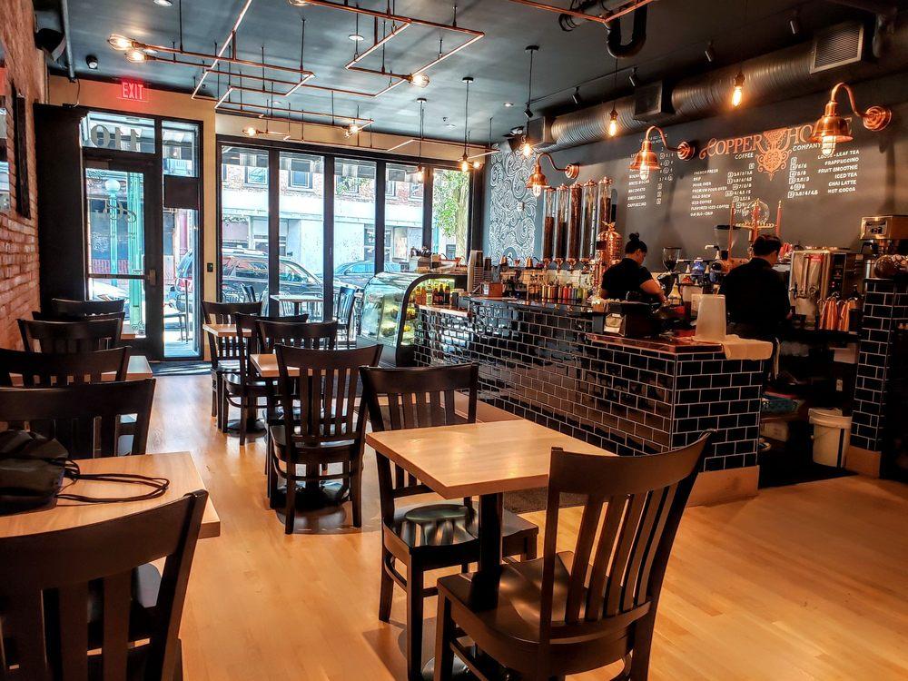 Copper House Coffee: 110 W Maumee St, Adrian, MI