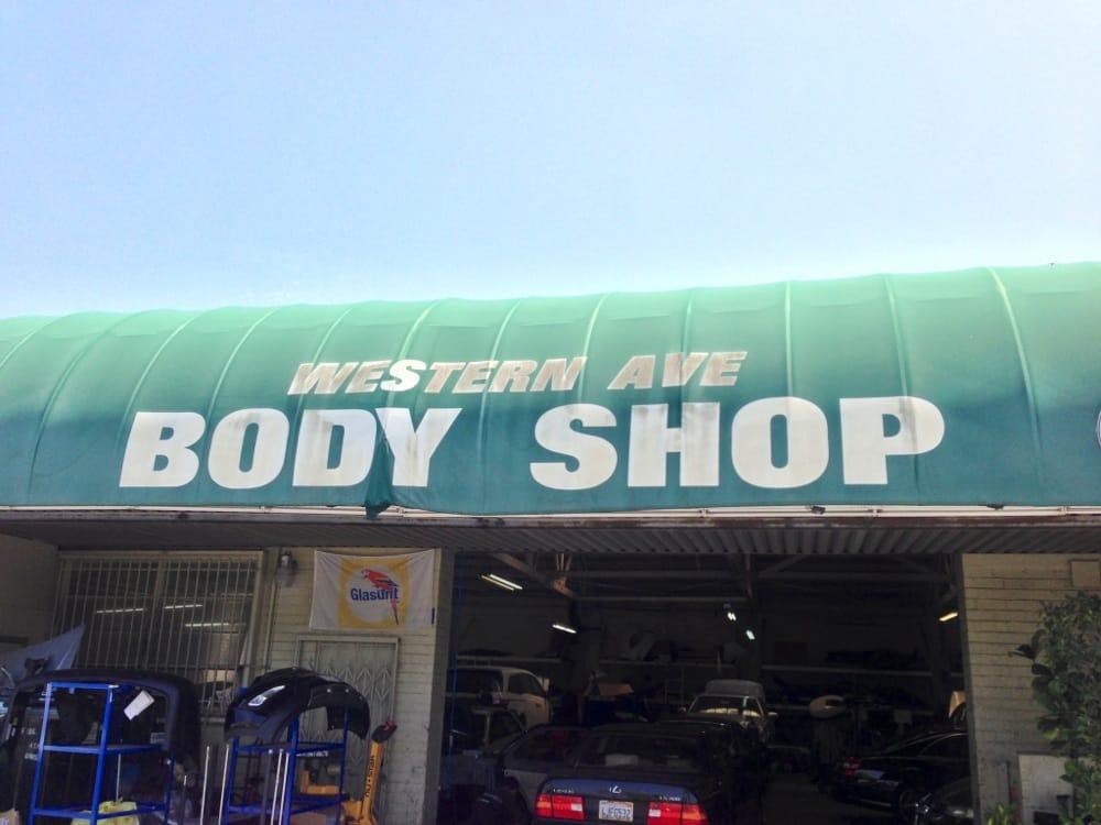 Auto Body Repair Shops Near Me >> Western Avenue Auto Body & Repair - 19 Photos & 40 Reviews ...