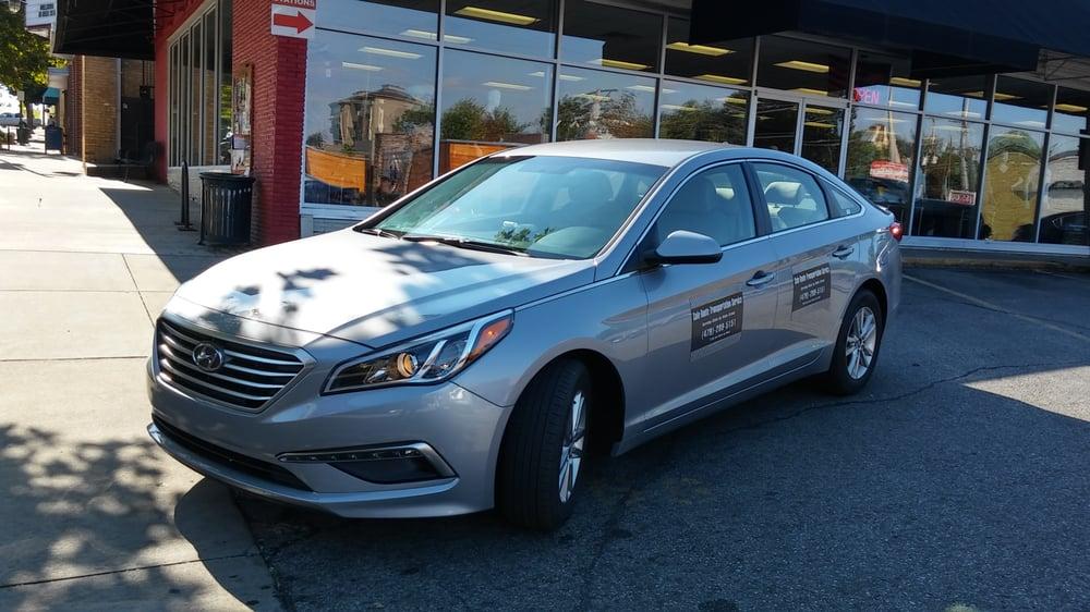 Safe Route Car Services: Fayetteville, AR