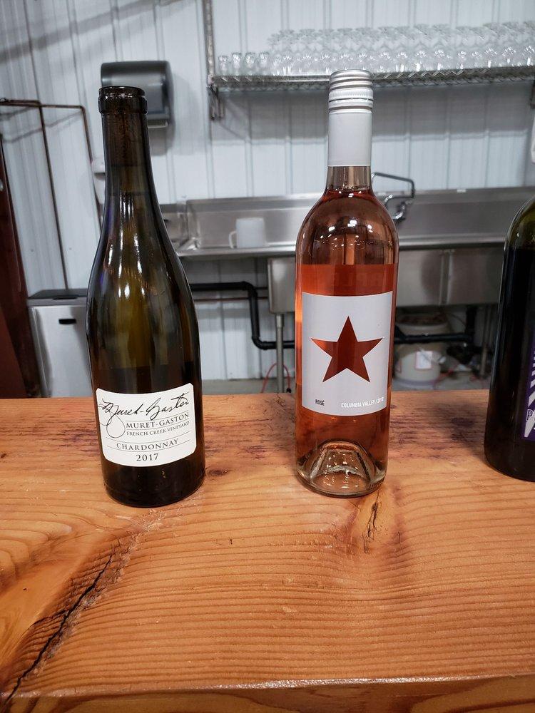 Purple Star Winery: 56504 NE Roza Rd, Benton City, WA